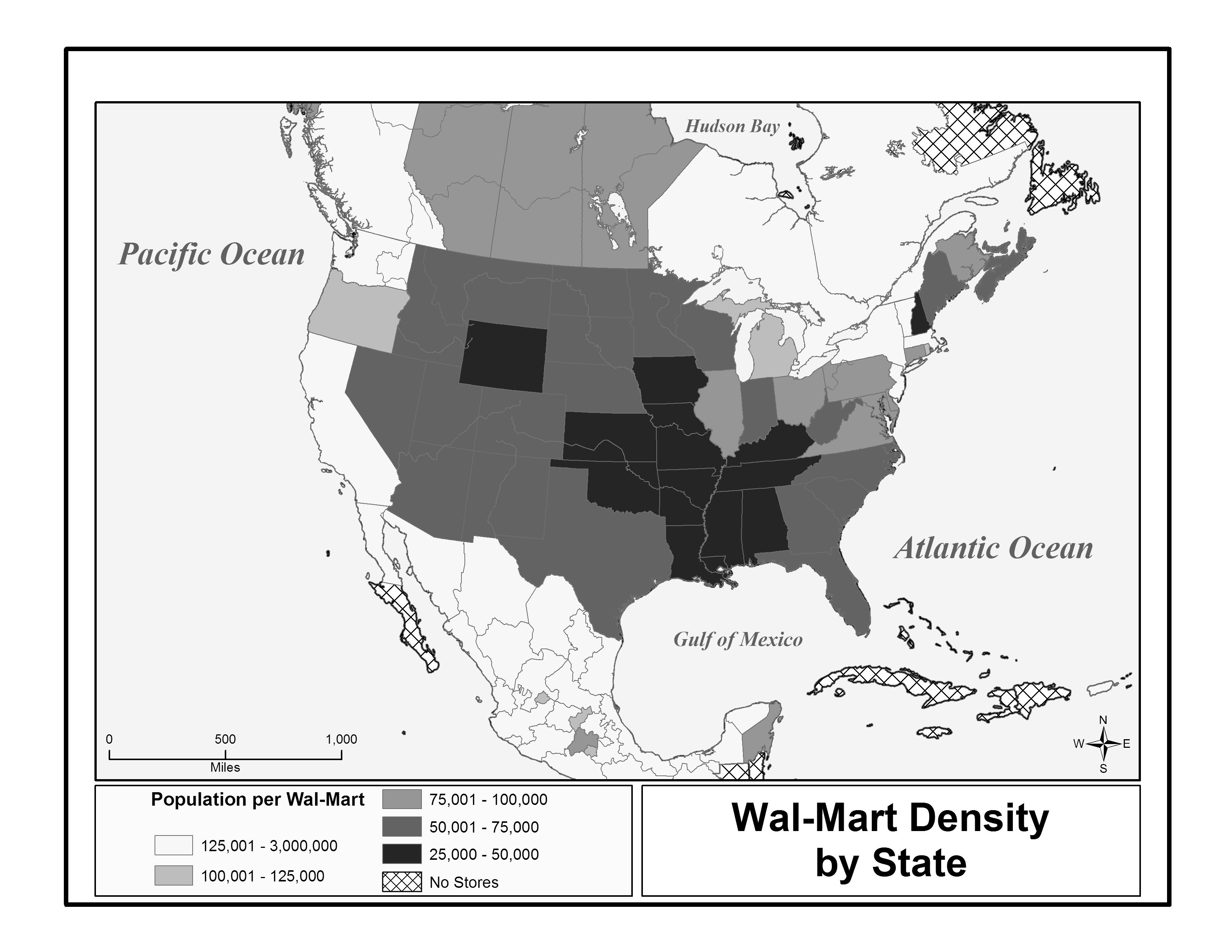 Zook And Graham Wal Mart Maps - Map-of-walmart-stores-in-us